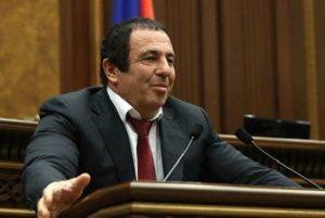 Царукян приглашен в Службу национальной безопасности