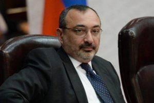 Карен Мирзоян освобожден от должности посла по особым поручениям