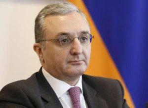 Глава МИД Армении: Выражаю полную солидарность с нашими друзьями в Австрии