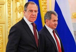 Сергей Лавров и Сергей Шойгу посетят Армению
