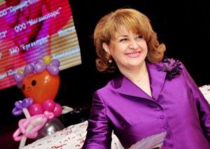От коронавируса умерла Рита Саргсян