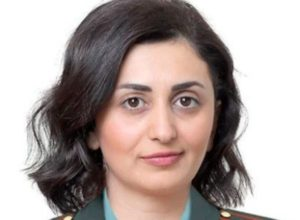 Шушан Степанян представила рапорт об увольнении