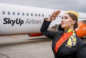 Украинский авиаперевозчик SkyUp возобновляет рейсы в Ереван