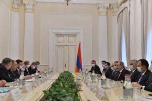 Сергей Лавров: Подтверждаем нашу поддержку братскому армянскому народу