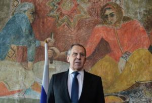 Лавров изложил некоторые детали обсуждения вопросов двусторонней повестки дня с армянской стороной