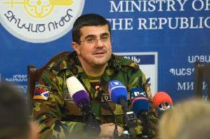 Президент Арцаха – Лаврову: мы уже уничтожили 1000 террористов