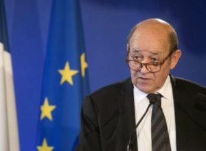 Глава МИД Франции указал Турции на важность удаления из Карабаха сирийских боевиков