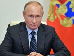 Путин объяснил, почему не поздравил Байдена с победой на президентских выборах