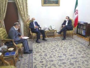 Посол Армении в Тегеране обсудил с заместителем министра иностранных дел ИРИ ситуацию в Арцахе