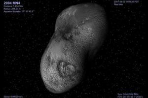 Астероид стоимостью в $17,4 млрд летит к Земле