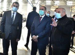 Премьер-министр Армении посетил предприятия Военно-промышленного комплекса