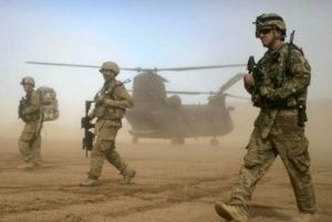 США заморозили вывод войск из Афганистана