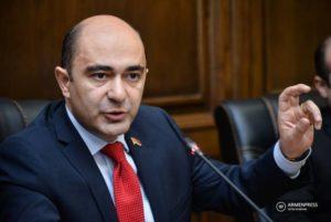 Марукян по вопросу армянских пленных в Азербайджане обратился в Комитет СЕ по предупреждению пыток