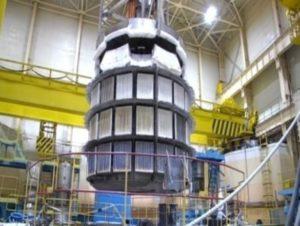 На Армянской АЭС началась подготовка к восстановительному отжигу реактора
