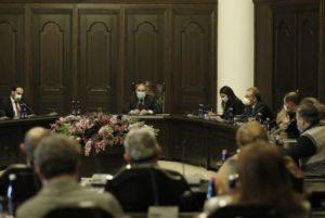 Премьер-министр Пашинян представил работы по возвращению попавших в плен лиц