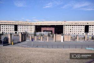 В районе Карвачара ведутся демаркационные работы: МО Армении