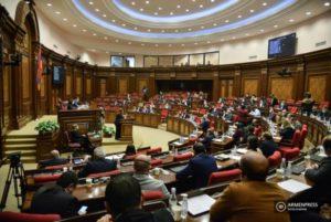 НС не принял проект решения об отмене военного положения
