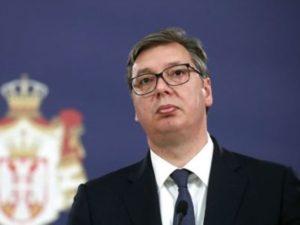 Вучич: Сербия приближается к катастрофическому сценарию развития пандемии коронавируса