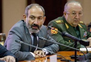 Премьер-министр Пашинян заявил, что именно генерал Мовсес Акопян ответственен за провал обороны в Арцахе