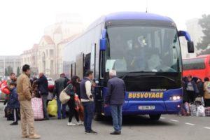 За сутки в Степанакерт вернулись еще 1777 арцахцев