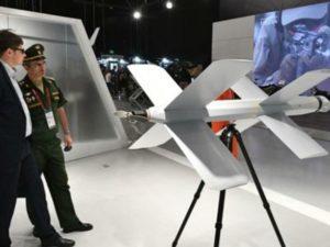 «Калашников» разрабатывает новые дроны-камикадзе