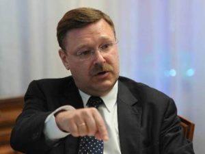 Косачев: политическая напряженность между Ереваном и Баку уходит в прошлое