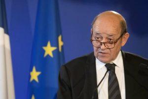 Глава МИД Франции высказался об осквернении мемориала геноцида армян