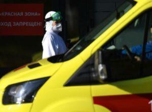 В России за сутки от коронавируса умерли 510 человек