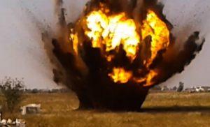 Пятеро азербайджанцев подорвались на мине в Физули
