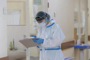 COVID-19: в Армении зарегистрировано 1174 новых случая, выздоровели 885 человек