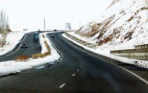 В отдельных регионах Армении идет снег, некоторые автодороги труднопроходимы