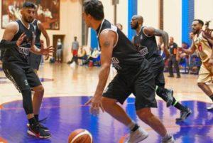 «Ваагни Сити» обыграл «Двин» с явным преимуществом. Баскетбольная лига  А