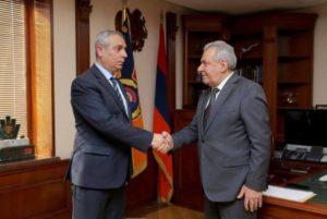 Министр ИД Арцаха и министр обороны Армении   отметили важность мер по возвращению военнослужащих