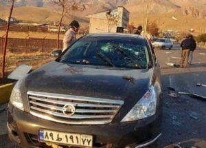 Москва решительно осуждает убийство иранского физика-ядерщика Мохсена Фахризаде