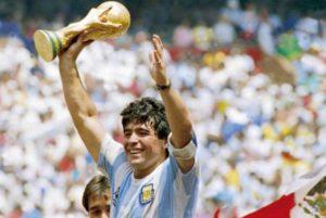 В Аргентине объявили трехдневный траур в связи со смертью Марадоны