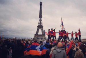 Сенат Франции призывает к немедленному выводу ВС Азербайджана с оккупированных армянских территорий
