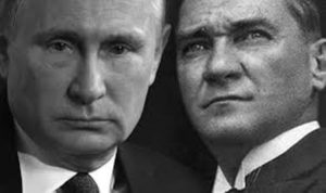 Россия не изменилась за 100 лет!
