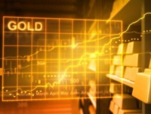 Золото дорожает после достижения минимума за 5 месяцев