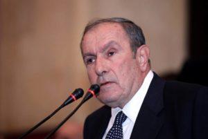 Левон Тер-Петросян обеспокоен обострением внутриполитических процессов