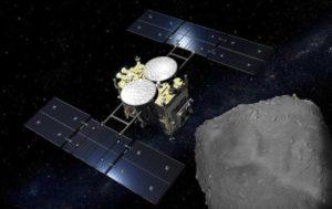 Японский зонд сбросил на Землю капсулу с грунтом астероида Рюгу