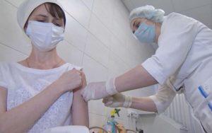 В Москве началась вакцинация от COVID-19