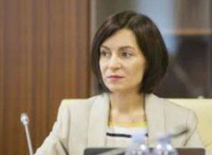 Президент Молдавии призвала граждан выйти на акцию протеста