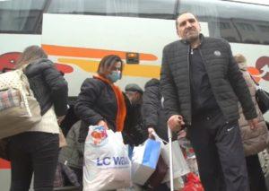За сутки из Армении в Арцах вернулись еще 1318 человек