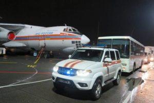 МЧС России увеличивает группировку в Нагорном Карабахе