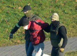 На акциях протеста в Минске задержали более 300 человек