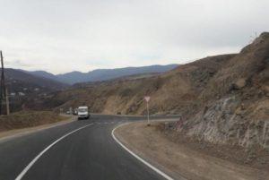 Завершено строительство объездной дороги протяженностью около 1 км от Воскепара до Баганиса