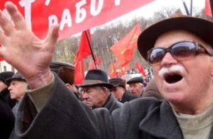 Армянские «большевики» требуют отставки Никола Пашиняна с поста премьер-министра