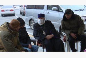 Гегам Манукян и группа других объявивших голодовку прекратили ее