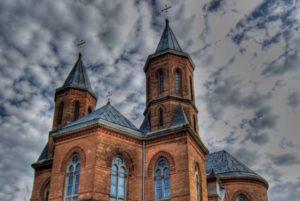 В Украине прошли поминальные мероприятия по жертвам землетрясения в Армении