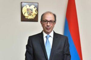 Глава МИД Армении 8-9 декабря с рабочим визитом посетит Францию